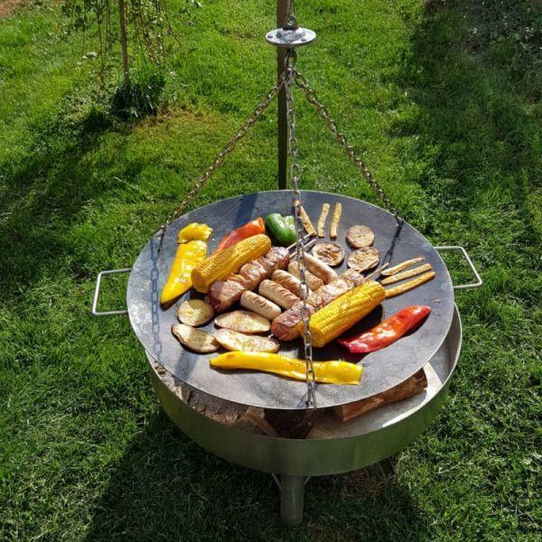 wok für grill