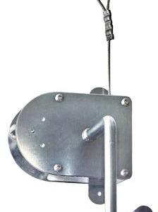 Kurbel für Grillrost Schwenkgrill