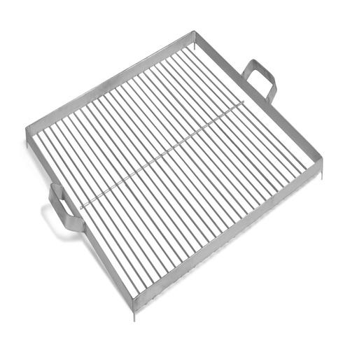 Grillrost aus Edelstahl - Quadratisch